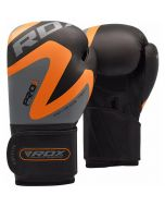RDX F12 Orange Boxing Gloves