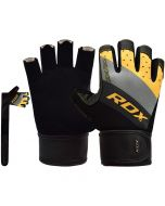 RDX F42 Weight Lifting Gym Gloves