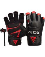RDX L7 Crown Weightlifting Gloves