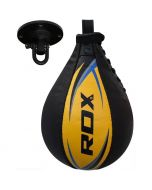 RDX 2Y Leather Speed Punching Ball