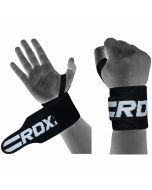 RDX W2 Powerlifting Wrist Wraps