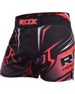 RDX R8 Red MMA Shorts