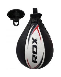 RDX 2W Leather Speed Punching Ball